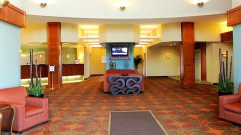 ฮอลิเดย์อินน์ แอเปลตัน โฮเต็ล - Hotel Lobby