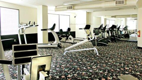 ฮอลิเดย์อินน์ แอเปลตัน โฮเต็ล - Fitness Center