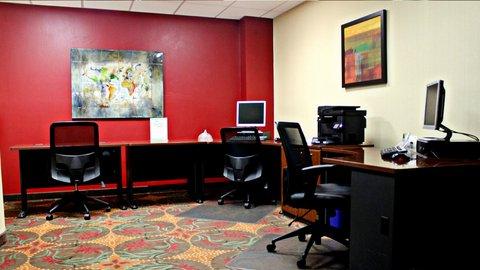 ฮอลิเดย์อินน์ แอเปลตัน โฮเต็ล - Business Center