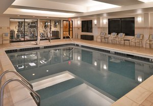 Fitness/ Exercise Room - Courtyard by Marriott Hotel Rock Hill