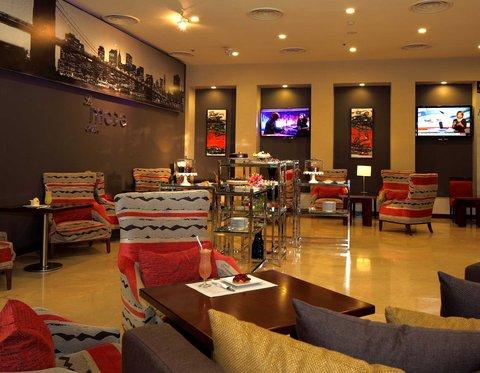 فندق هوليدي ان - Lobby Bar