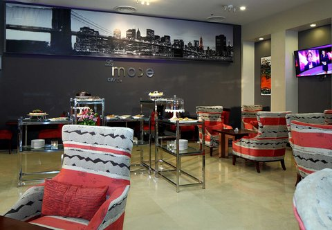 فندق هوليدي ان - Bar and Lounge