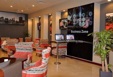 فندق هوليدي ان - Business Center