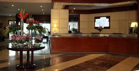فندق هوليدي ان - Front Desk