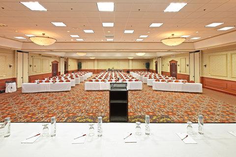 Crowne Plaza DALLAS-MARKET CENTER - Ballroom
