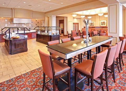 Crowne Plaza DALLAS-MARKET CENTER - Restaurant