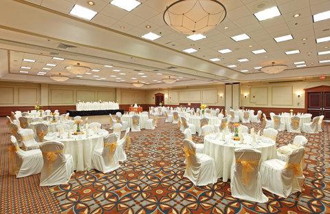 Crowne Plaza DALLAS-MARKET CENTER - Meeting Room
