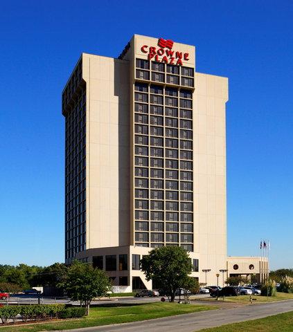Crowne Plaza DALLAS-MARKET CENTER - Crowne Plaza Dallas Lovefield Hotel