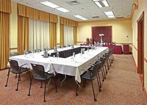 Crowne Plaza DALLAS-MARKET CENTER - Boardroom