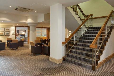 Holiday Inn CARDIFF CITY CENTRE - Hotel Lounge