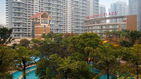 Crowne Plaza CHONGQING RIVERSIDE - Hotel Exterior