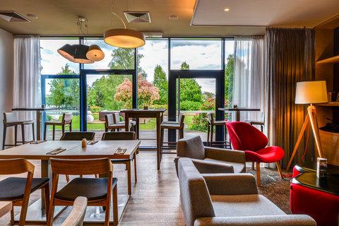 Tranzit Hotel - Restaurant