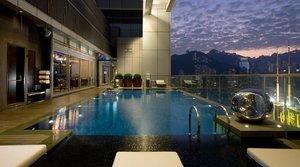 Crowne Plaza Hong Kong Causeway Bay - Swimming Pool