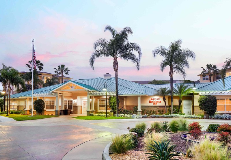 RESIDENCE INN CYPRESS MARRIOTT