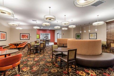 Hilton Garden Inn Preston Casino Area - Dining Room