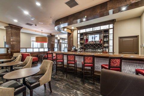 Hilton Garden Inn Preston Casino Area - Hotel Bar