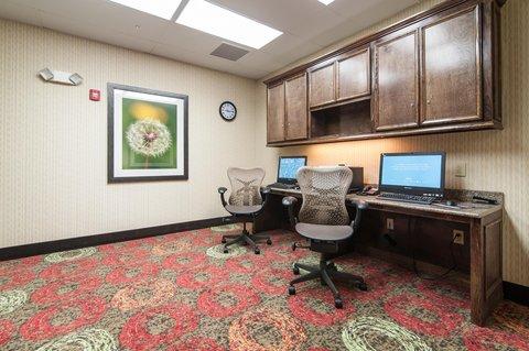 Hilton Garden Inn Preston Casino Area - Business Center