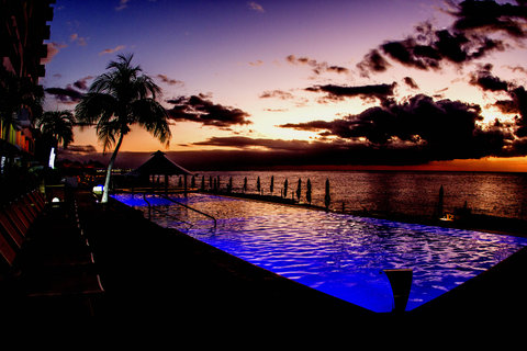 Coral Princess Golf & Dive Resort - Atardecer