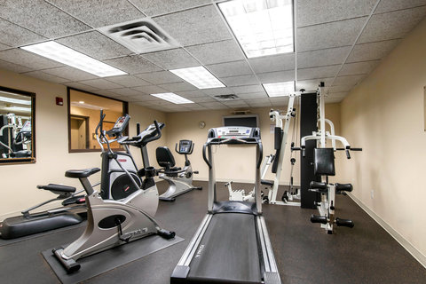 The Golden Hotel, an Ascend Hotel Collection Member - Fitness center