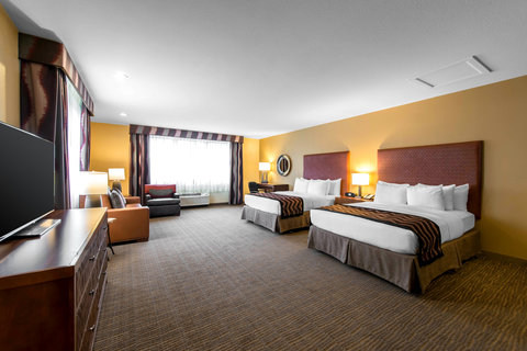 The Golden Hotel, an Ascend Hotel Collection Member - Queen guest room