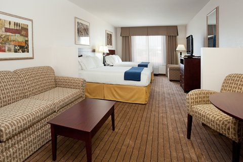 Holiday Inn Express & Suites BUFFALO - Double Bed Stuio Suite