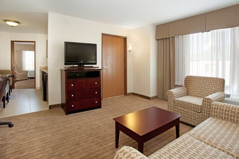 Holiday Inn Express & Suites BUFFALO - King Executive Suite