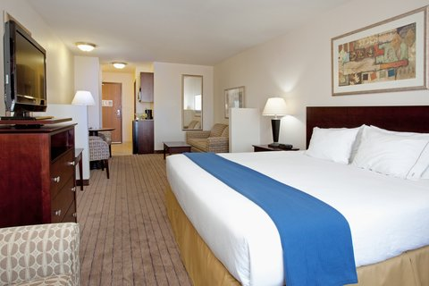 Holiday Inn Express & Suites BUFFALO - King Bed Suite