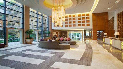 Crowne Plaza CHONGQING RIVERSIDE - Hotel Lobby