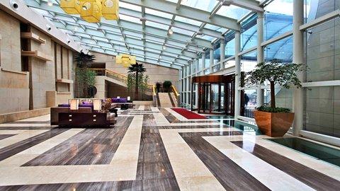 Crowne Plaza CHONGQING RIVERSIDE - Entrance