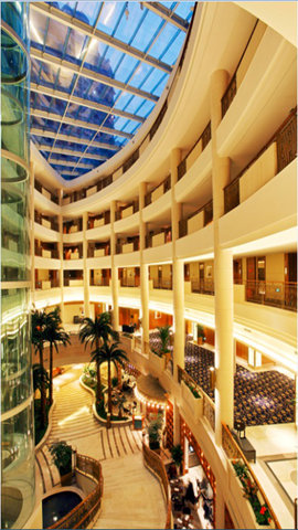 Crowne Plaza CHONGQING RIVERSIDE - Area Attractions