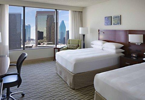 Westin City Center - Double Double Guest Room