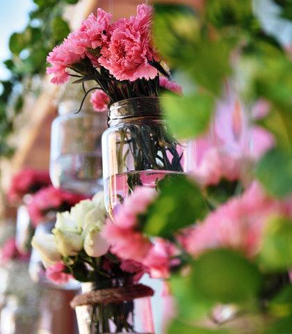 JW Marriott Mussoorie Walnut Grove Resort & Spa - Floral Inspired Decor
