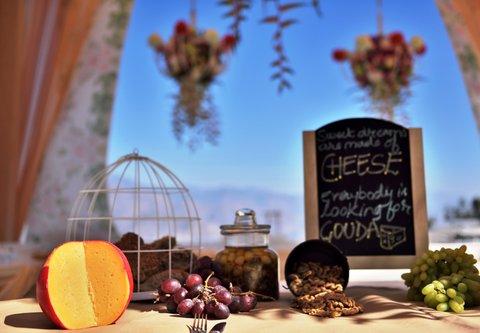JW Marriott Mussoorie Walnut Grove Resort & Spa - Set-up options for your events