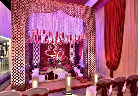 JW Marriott Mussoorie Walnut Grove Resort & Spa - Indian Wedding Set-up