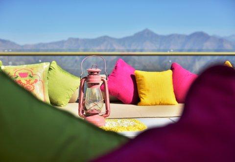 JW Marriott Mussoorie Walnut Grove Resort & Spa - Pre-wedding Decor