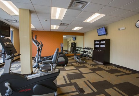 Courtyard Jackson Airport/Pearl - Fitness Center