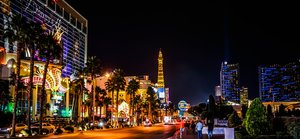 So much to see on the exciting and beautiful Las Vegas Strip.