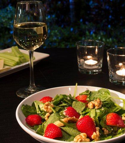 Courtyard Palm Beach Jupiter - Outdoor Patio Dining