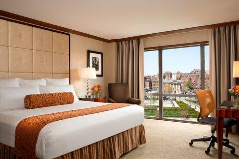 Millennium Bostonian Hotel Boston - Standard King Room