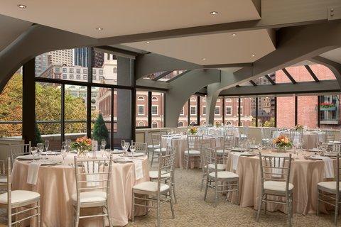 Millennium Bostonian Hotel Boston - Seasons Ballroom  Banquet