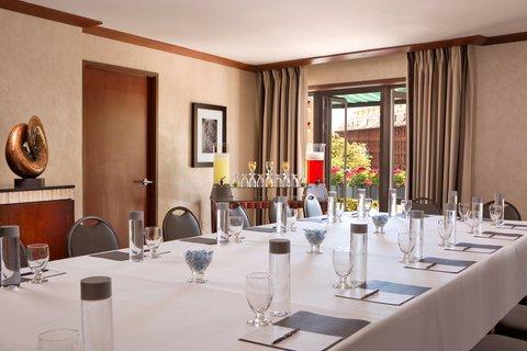Millennium Bostonian Hotel Boston - Faneuil Hall Suite Boardroom