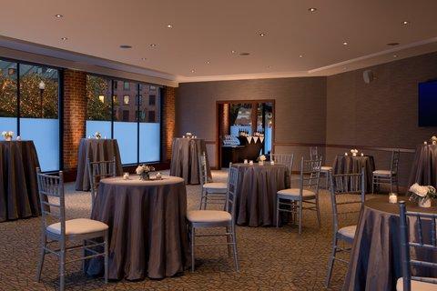 Millennium Bostonian Hotel Boston - Thomas Menino  Reception