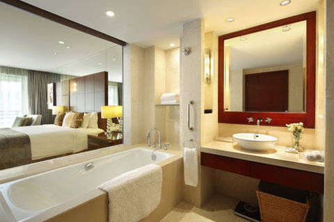 Crowne Plaza GUANGZHOU SCIENCE CITY - Bathroom