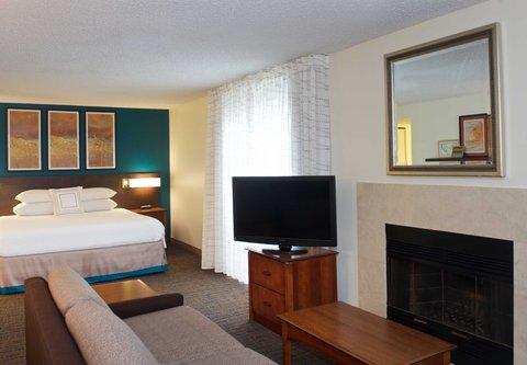 居住馆由万豪波特兰北温哥华酒店 - Studio Suite