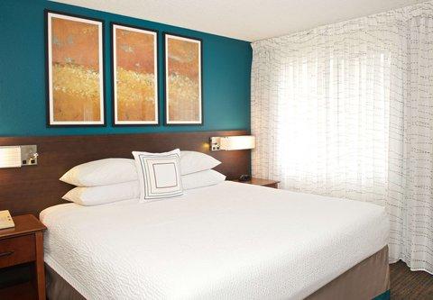 居住馆由万豪波特兰北温哥华酒店 - One-Bedroom Suite