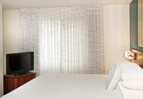 居住馆由万豪波特兰北温哥华酒店 - Two-Bedroom Penthouse Suite