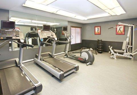 居住馆由万豪波特兰北温哥华酒店 - Fitness Center
