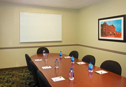 居住馆由万豪波特兰北温哥华酒店 - Boardroom