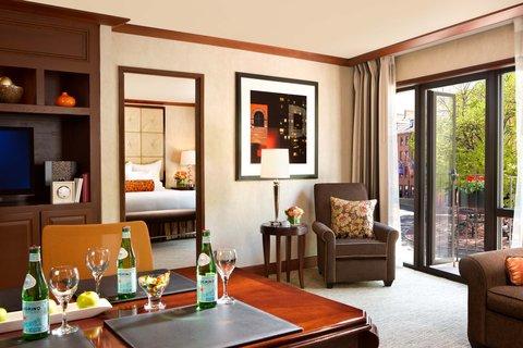 Millennium Bostonian Hotel Boston - Executive Suite
