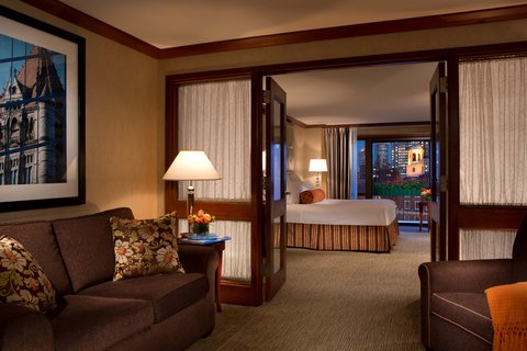 Millennium Bostonian Hotel Boston - One Bedroom Suite